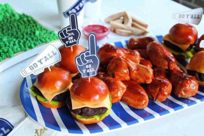Burgers & Wings