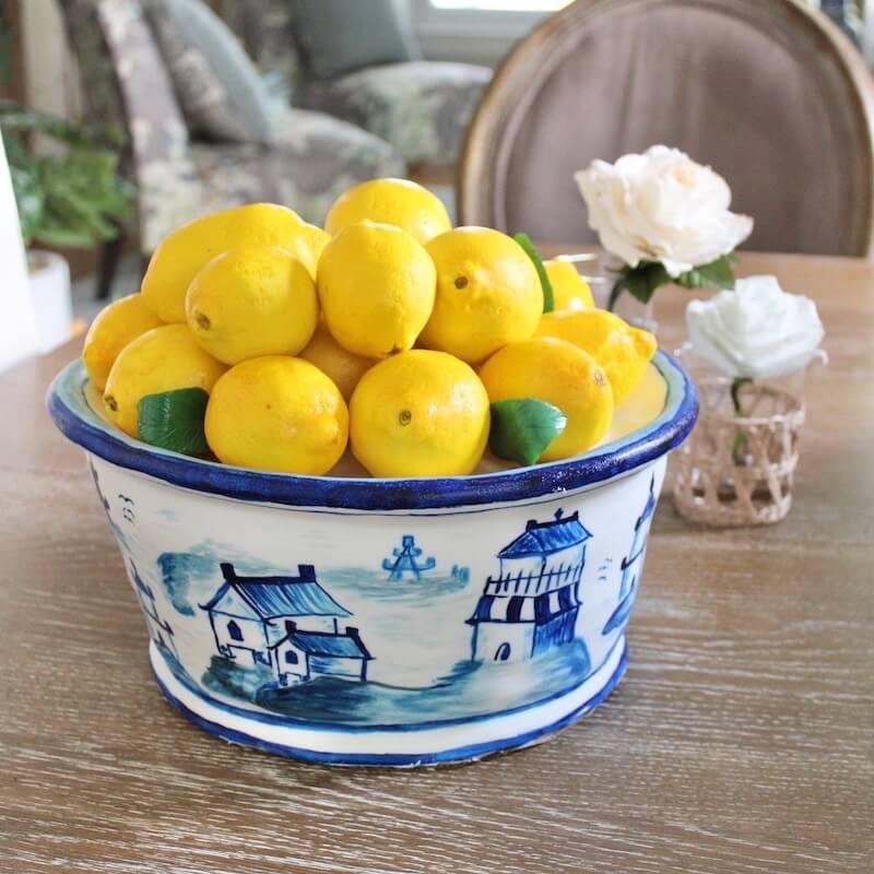 Lemon Ginger Jar Cake