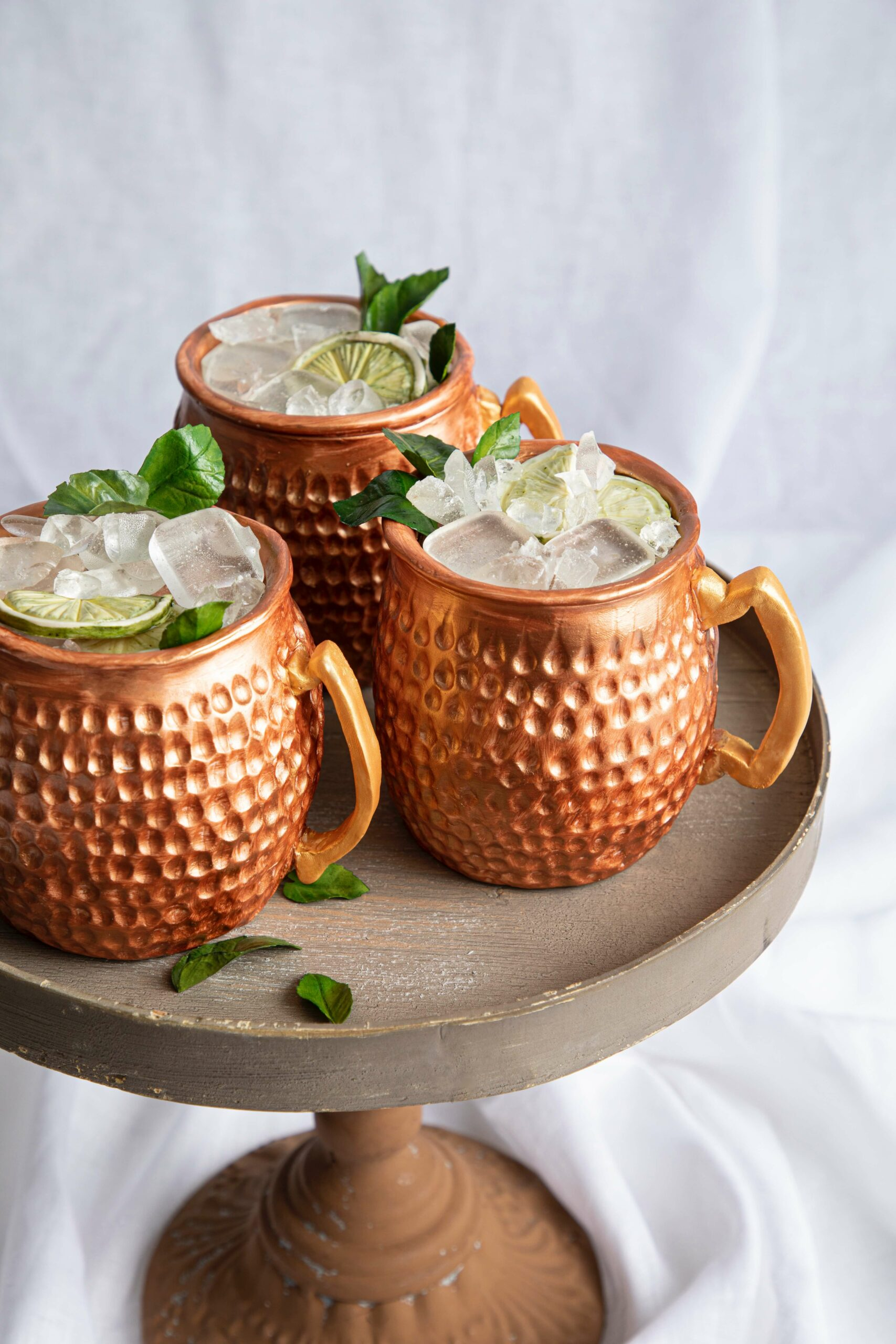 Moscow Mule Cakes